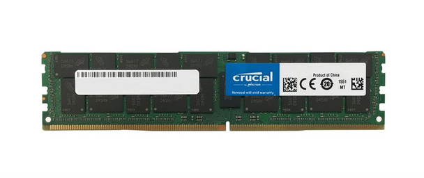 CT64G4LFQ4266 Crucial 64GB DDR4 Registered ECC PC4-21300 2666MHz 4Rx4 Memory