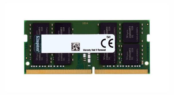 KCP426SD8/16 Kingston 16GB DDR4 SoDimm Non ECC PC4-21300 2666MHz 2Rx8 Memory