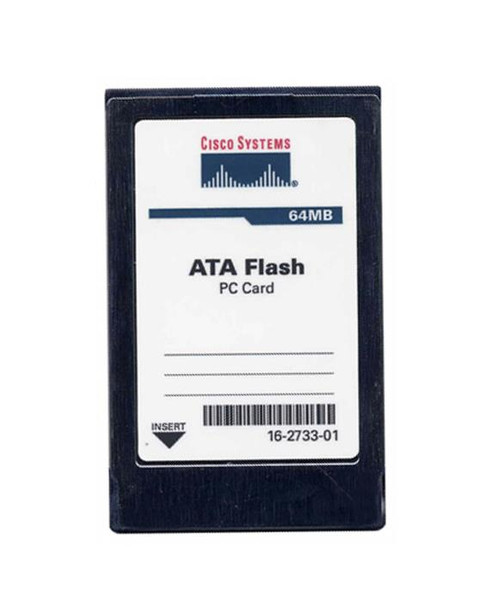 MEM-C6K-FLC64M= Cisco 64MB Flash Memory Card for Catalyst 6500 Supervisor 1/1A