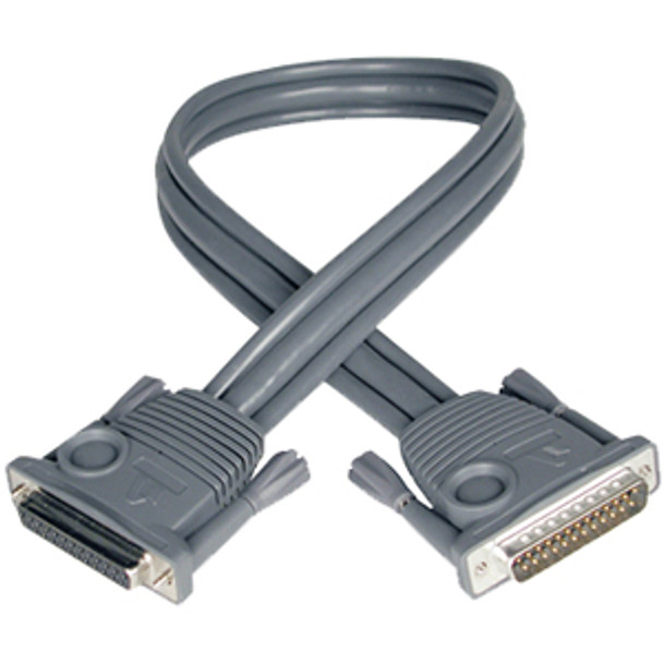 P772015 Tripp Lite Daisychain Cable DB-25 Male DB-25 Female 15ft