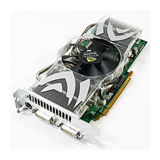 631-0110 Apple nVidia Quadro FX4500 GDDR3 512MB Dual DVI PCI Express Video  Graphics Card For Power MAC G5