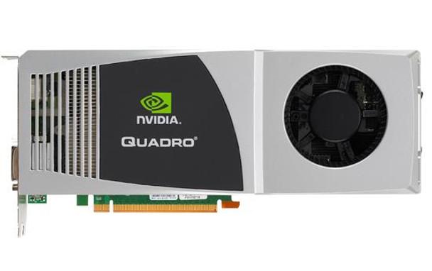 600-50607 PNY Quadro FX5800 4GB DDR3 Dual DVI PCI Express Video Graphics Card