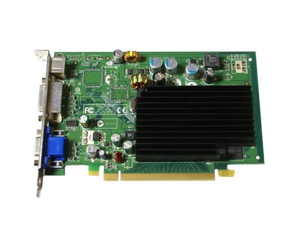180-10280-0000-A03 Nvidia GeForce 7300le 128MB DDR DVI / D-Sub PCI Express x16 Video Graphics Card