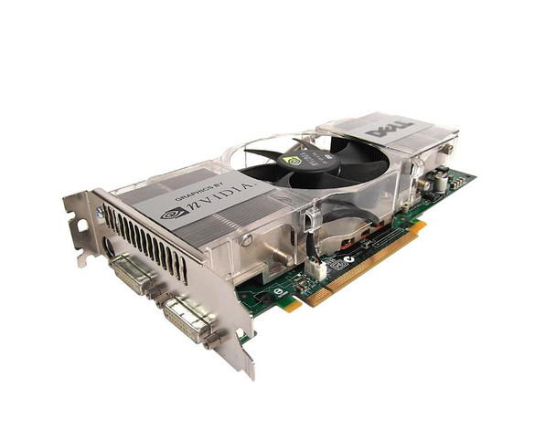 180-10347-000-A03 Nvidia GeForce 7800 PCI Express Dual DVI Video Graphics Card