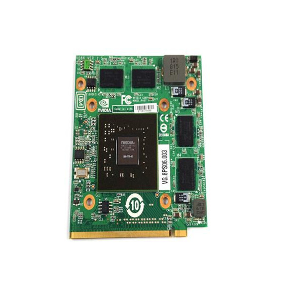 8600M Nvidia GeForce 256MB Video Graphics Card