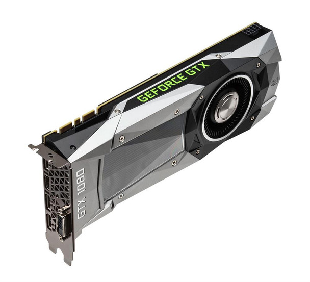 GTX10808G ASUS Nvidia Geforce GTX 1080 8GB GDDR5 DVI/HDMI/3 DisplayPort Video Graphics Card