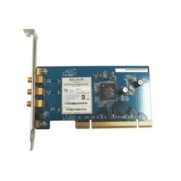 F5U219PCI Belkin USB 2.0 Hi-Speed 3-Port PCI Card (Refurbished)