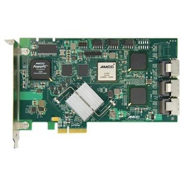 9590SE-8ML 3Ware 9590SE 8ML 8 Port SATA II PCIe x4 3.0Gb/s Raid Card Contro