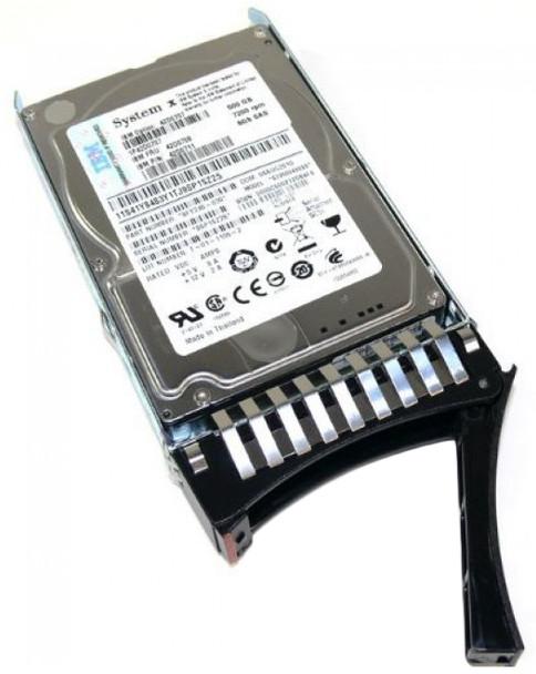 00AD109 IBM 600GB 10000RPM SAS 6.0 Gbps 2.5 64MB Cache Hard Drive