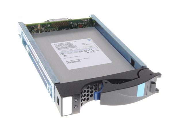 V6-PS6FX-800 EMC 800GB SAS 6Gbps 3.5-inch Internal Solid State Drive (SSD) for VNXe3200 FAST VP 12 x 3.5 Enclosure