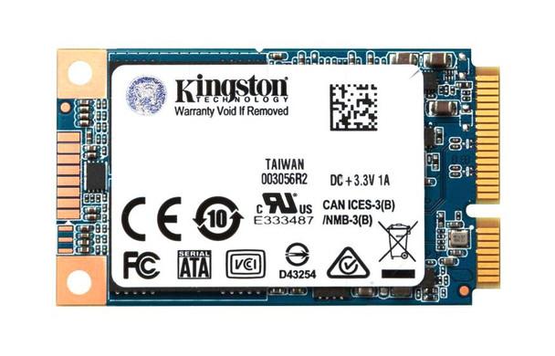 SUV500MS/480G Kingston SSDNow UV500 Series 480GB TLC SATA 6Gbps mSATA Internal Solid State Drive (SSD)