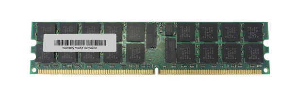 657899-001 HP 4GB PC2-5300 DDR2-667MHz ECC Registered CL5 240-Pin DIMM Dual Rank with Parity DATA Cache Memory Module