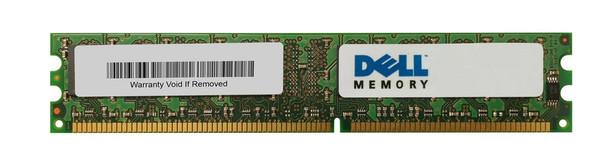 SNPJ0203C-IN Dell 1GB PC3200 DDR-400MHz non-ECC Unbuffered 184-Pin DIMM Memory Module