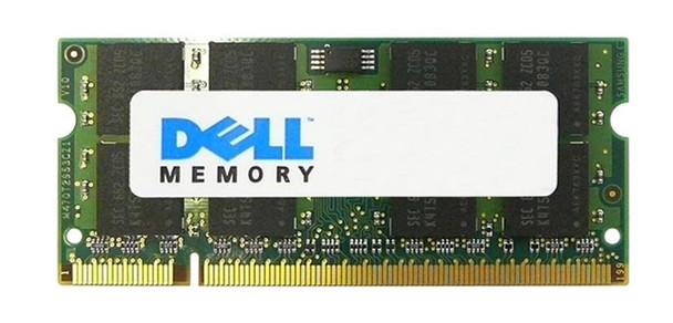 370-13738 Dell 1GB PC2-4200 DDR2-533MHz non-ECC CL4 200-Pin SoDimm Dual Rank Memory Module
