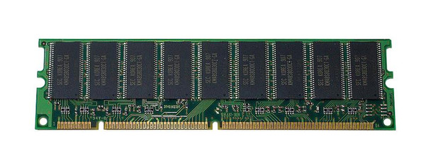 7M019 Dell 1GB PC133 133MHz ECC Unbuffered CL2 168-Pin DIMM Memory Module