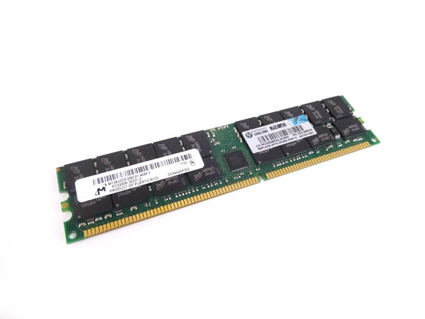 641231-001 HP 2GB PC2-3200 DDR2-400Mhz ECC Registered CL3 240-Pin 3PAR F-Class Data Cache DIMM Memory Module