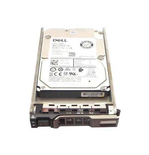 G2X6G Dell 2.4TB 10000RPM SAS 12Gbps Hot Swap 256MB Cache (FIPS 140-2 SED / 4Kn) 2.5-inch Internal Hard Drive with Tray