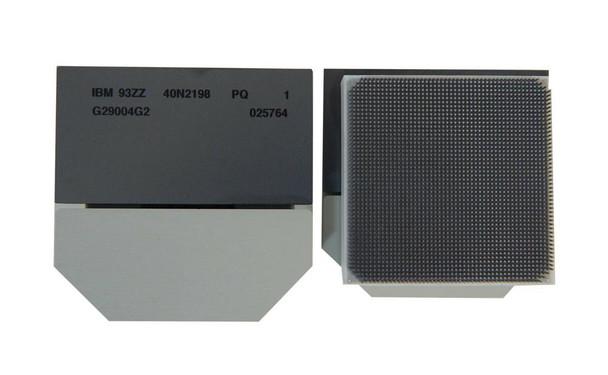 IBM Power5 CPU Processor Module Mfr P/N 40N2198