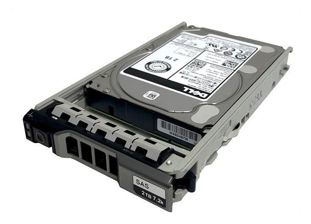 Dell 2TB 7200RPM SAS 12Gbps 2.5-inch Internal Hard Drive Mfr P/N XH5N8
