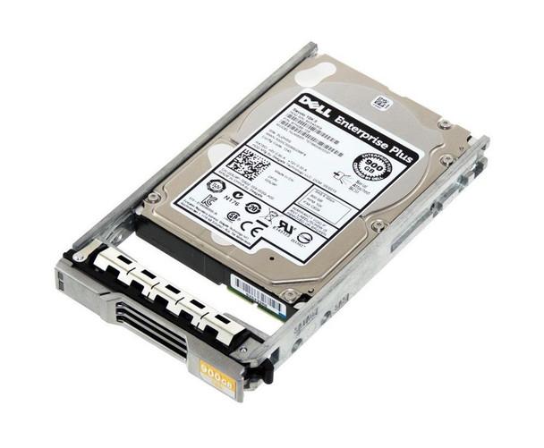 Dell 900GB 10000RPM SAS 6Gbps 2.5-inch Inernal Hard Drive Mfr P/N 400-ABHY
