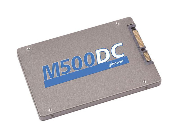MTFDDAK120MBB-1AE1ZAB Micron M500DC 120GB MLC SATA 6Gbps 2.5-inch Internal Solid State Drive (SSD)