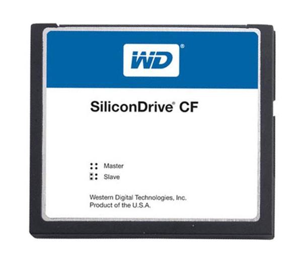 SSD-C01GI-3600 Western Digital SiliconDrive 1GB ATA/IDE (PATA) CompactFlash (CF) Internal Solid State Drive (SSD) (Industrial Grade)