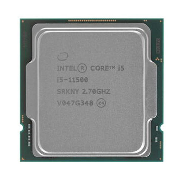 SRKNY Intel Core i5-11500 6-Core 2.70GHz 8.00GT/s 12MB Cache Socket FCLGA1200 Processor