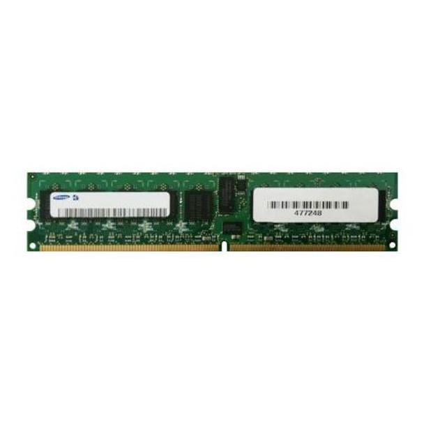 M393T5663CZ3-CD5 Samsung 2GB DDR2 Registered ECC PC2-4200 533Mhz 2Rx8 Memory