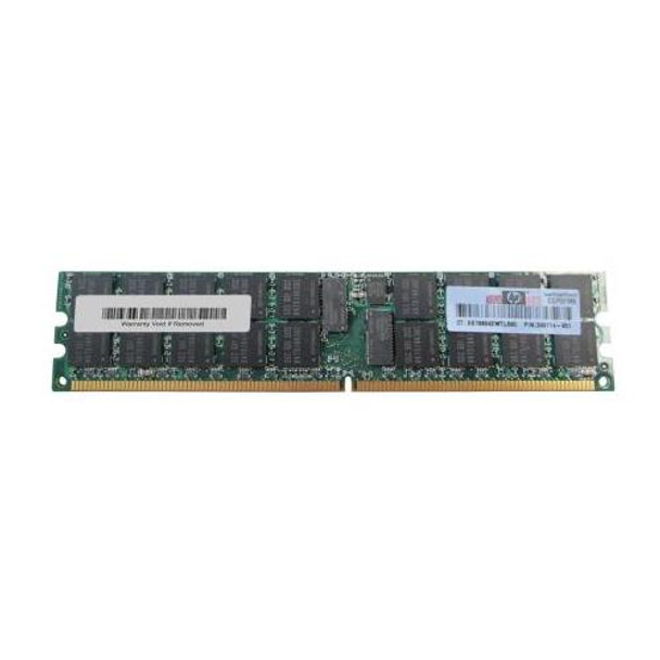 345114-851 HP 2GB DDR2 Registered ECC PC2-3200 400Mhz 2Rx4 Memory