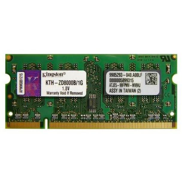 9905293-040.A00LF Kingston 1GB DDR2 SoDimm Non ECC PC2-5300 667Mhz Memory