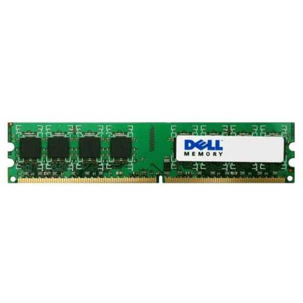 0C6844 Dell 1GB DDR2 Non ECC PC2-4200 533Mhz Memory
