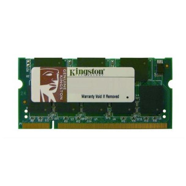 9905195-048.B00LF Kingston 1GB DDR SoDimm Non ECC PC-2700 333Mhz Memory