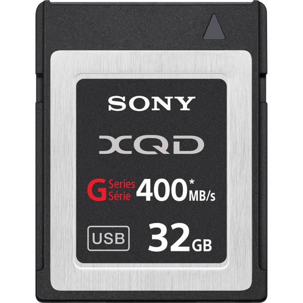 QDG32A Sony 32GB XQD Flash Memory Card