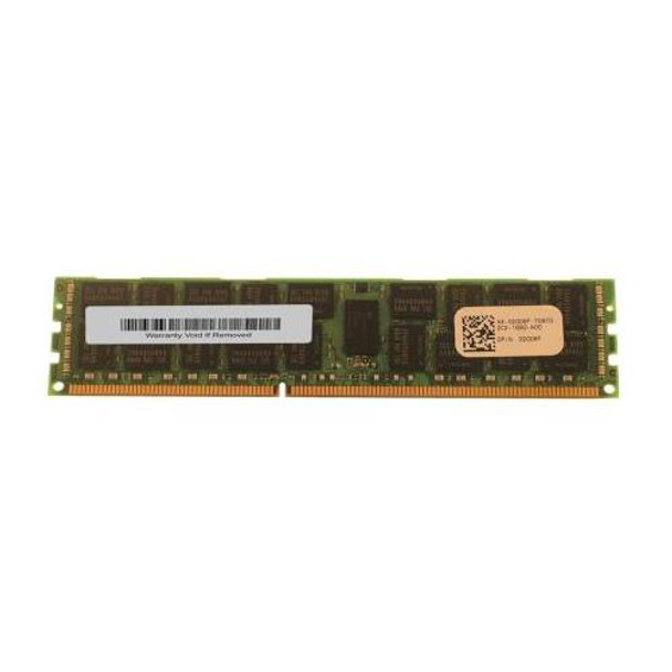20D6F Dell 16GB DDR3 Registered ECC PC3-12800 1600Mhz 2Rx4 Memory