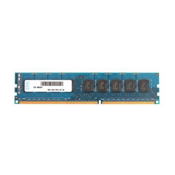 00D5018 IBM 8GB DDR3 ECC PC3-12800 1600Mhz 2Rx8 Memory