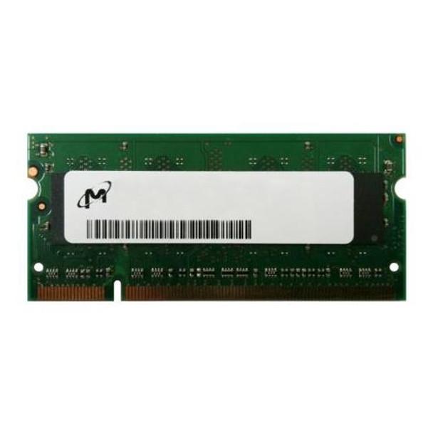 MT4HTF12864HZ-800C1 Micron 1GB DDR2 SoDimm Non ECC PC2-6400 800Mhz Memory