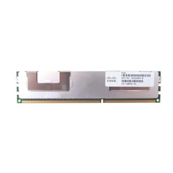 15-13856-01 Cisco 32GB DDR3 Registered ECC PC3-12800 1600Mhz 4Rx4 Memory