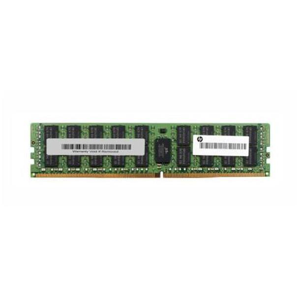 J9P83AA HP 16GB DDR4 Registered ECC PC4-17000 2133Mhz 2Rx4 Memory