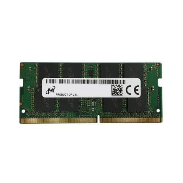 MTA16ATF1G64HZ-2G1B1 Micron 8GB DDR4 SoDimm Non ECC PC4-17000 2133Mhz 2Rx8 Memory