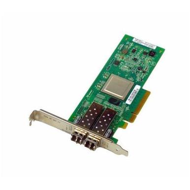2 x LC QLE2562-CK QLogic QLE2562 Fibre Channel Host Bus Adapter PCI Express