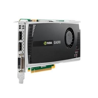 Nvidia Quadro  2GB GDDR5 4000 Graphics Video Card  DP//N 0731Y3