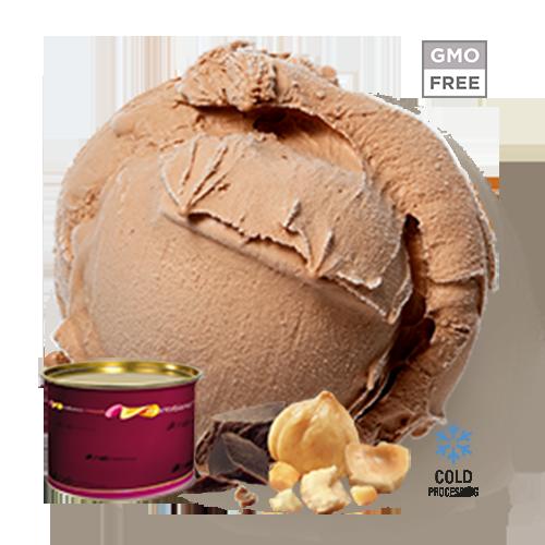 Montebianco Salsa Cremrosce' (Chocolate Hazelnut Sauce) (2/3kilo)