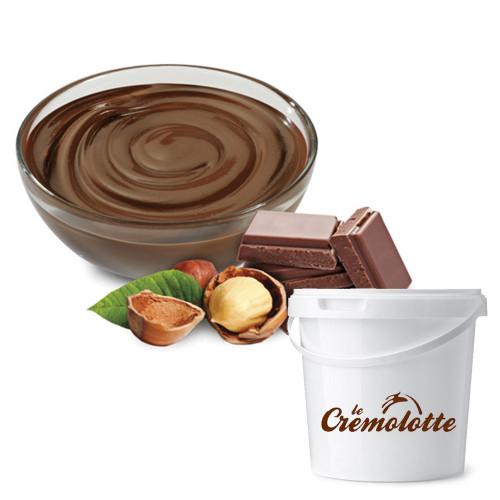 Montebianco Nocciolatta a la Morbidona (Chocolate Hazelnut Cream Spread) (1/5kilo)