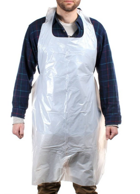 28x46 Heavy Disposable Apron