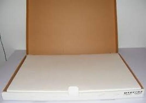 Shortening filter paper sheets 19-1/2 x 27-1/2