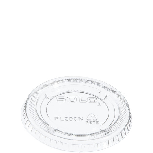 2oz Clear Souffle Cup Cover