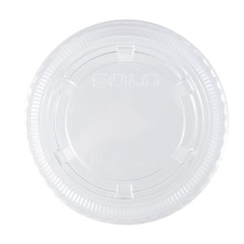 3/4/5oz Clear Souffle Cup Cover