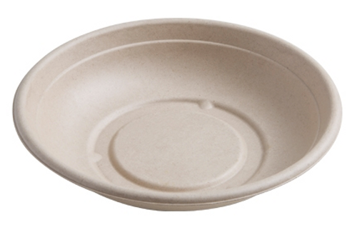 """Rice Bowl - 8""""/24oz Round Pulp Container"""