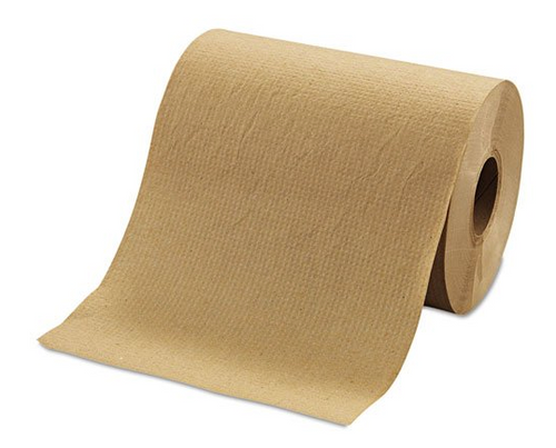 8 Kraft Dispenser Roll Towel