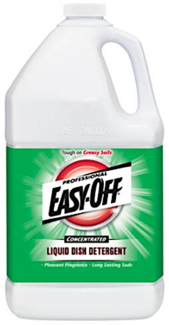 EASY-OFF Professional Liquid Dish Detergent (1:256)
